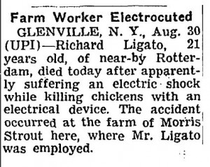 Richard Ligato death notice August 30, 1960 (2)